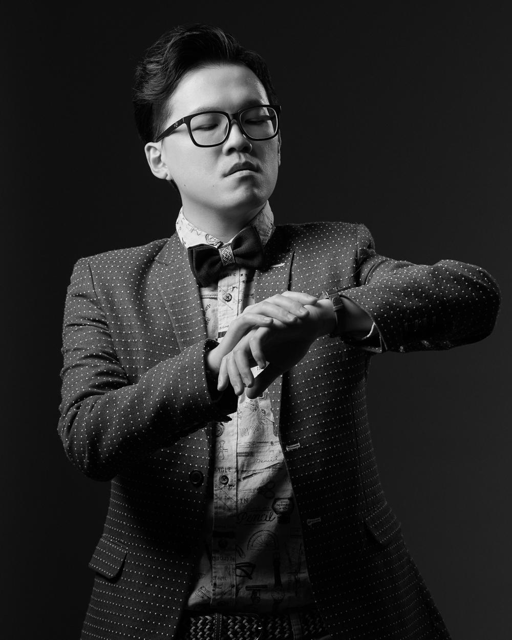 李恭慶 George 動畫師